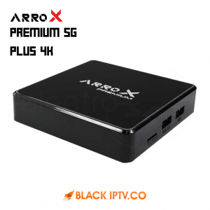 ArroX Premium 5G Plus 4K