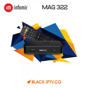 Infomir MAG322
