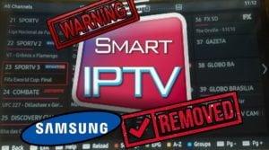 Smart IPTV: Playlist/zenders laden niet